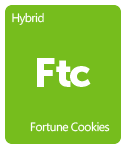 Leafly Fortune Cookies cannabis strain tile
