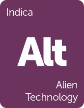Leafly Alien Technology indica cannabis strain tile