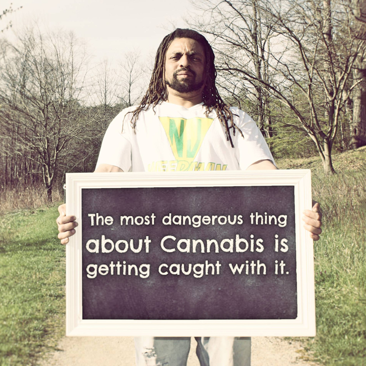 """New Jersey's """"Weedman,"""" Ed Forchion"""