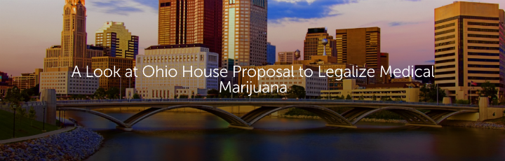 A Look at Ohio House Proposal to Legalize Medical Marijuana
