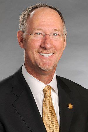 Portrait of U.S. Representative Allen Peake, a Republican from Georgia
