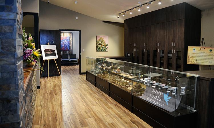 Sahara Wellness medical cannabis dispensary in Las Vegas, Nevada