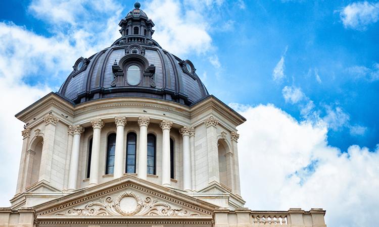 South Dakota state building