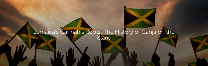 Jamaica's Cannabis Roots: The History of Ganja on the Island