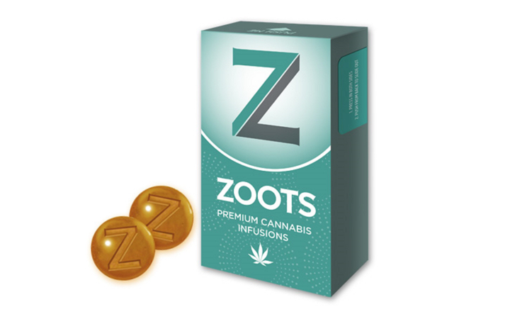 Zoots premium cannabis infusions