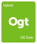 Leafly OG Tonic cannabis strain tile