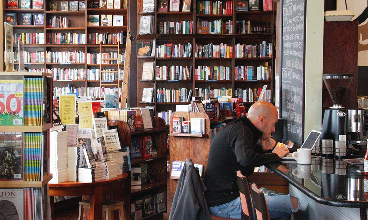 Busboys and Poets in Washington, D.C.
