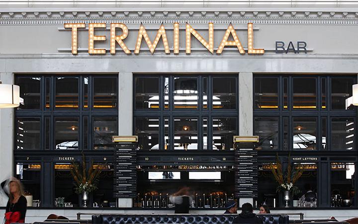 The Terminal Bar in Denver, Colorado
