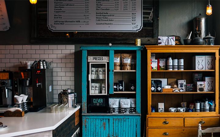 Blackeye Coffee in Denver, Colorado