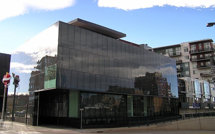 The Denver Museum of Contemporary Art (photo by Todd Carpenter)