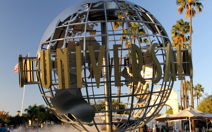 Universal Studios Hollywood in Los Angeles (photo credit: Ana Paula Hirama on Flickr)