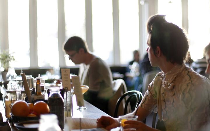 Oddfellows Cafe + Bar in Capitol Hill, Seattle, Washington