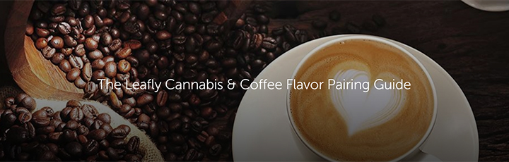 The Leafly Cannabis & Coffee Flavor Pairing Guide