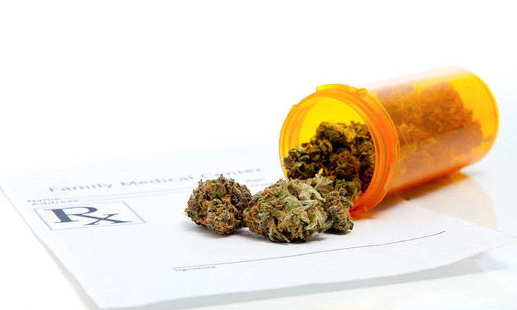prescription for medical marijuana