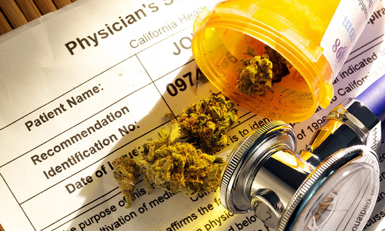 physician recommendation for medical marijuana
