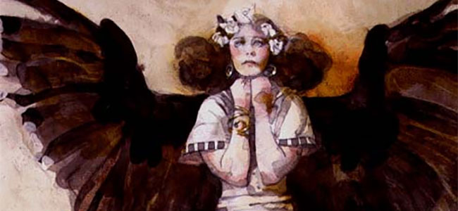 """""""Wings"""" by Jeffrey Catherine Jones"""