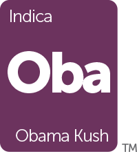 Leafly Obama Kush cannabis strain tile
