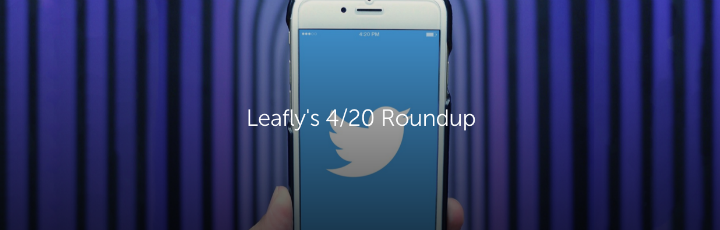 Leafly's 4/20 Roundup