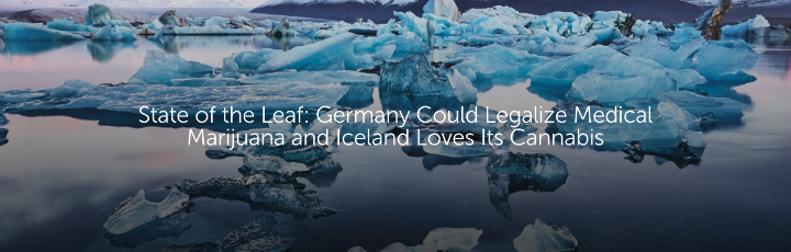 State of the Leaf: Germany Could Legalize Medical Marijuana and Iceland Loves Its Cannabis