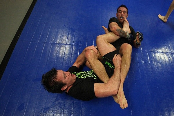 Jake Shields. Photo courtesy of VapeXhale