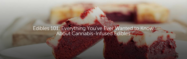 Edibles 101: Everything You've Ever Wanted to Know About Cannabis-Infused Edibles