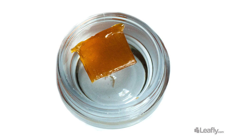 Cannabis concentrate for dabbing