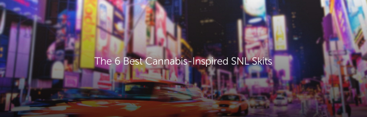 The 6 Best Cannabis-Inspired SNL Skits
