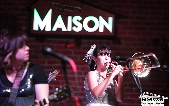 Maison in New Orleans