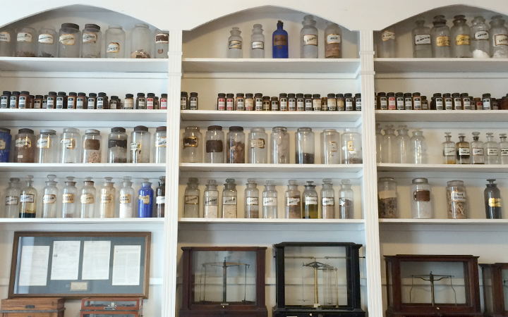 Pharmacy Museum in New Orleans