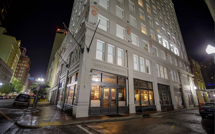Q+C Hotel in New Orleans