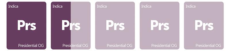 Presidential OG 1.5 out of 5 tiles