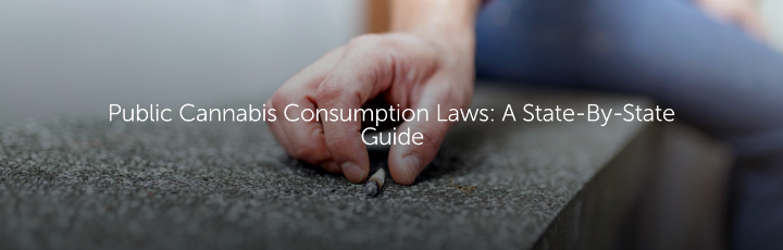 Public Cannabis Consumption Laws: A State-By-State Guide