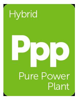 Leafly Pure Power Plant cannabis strain tile