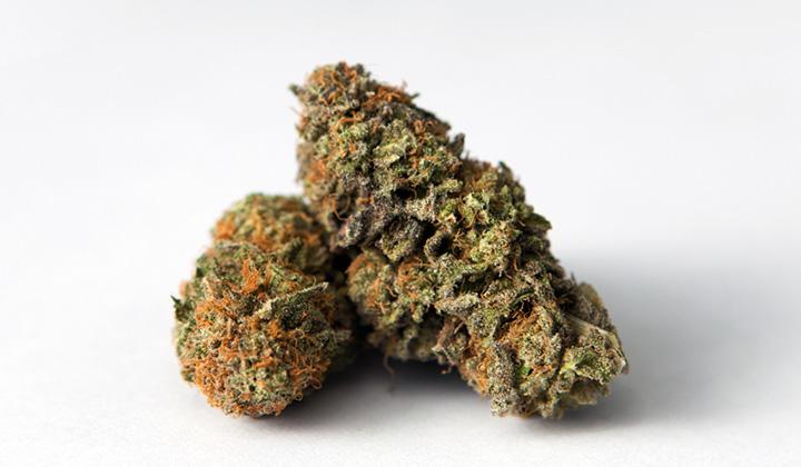 Leafly cannabis buds