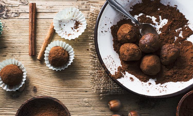Cannabis-infused edible chocolates